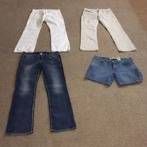 Name Brand Denim Bundle
